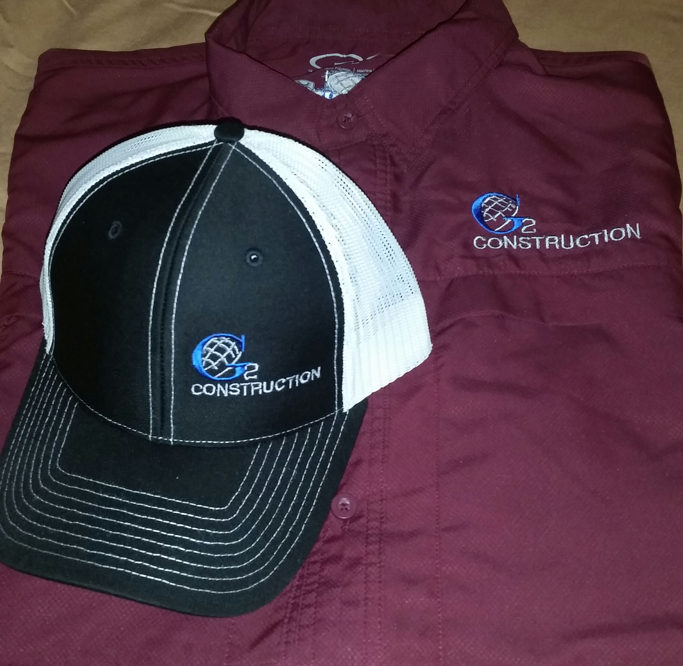 Custom shirts hats apparel tee shirts in boerne for Custom t shirts and hats
